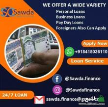 Borrow Money At Sawda Capital Finance